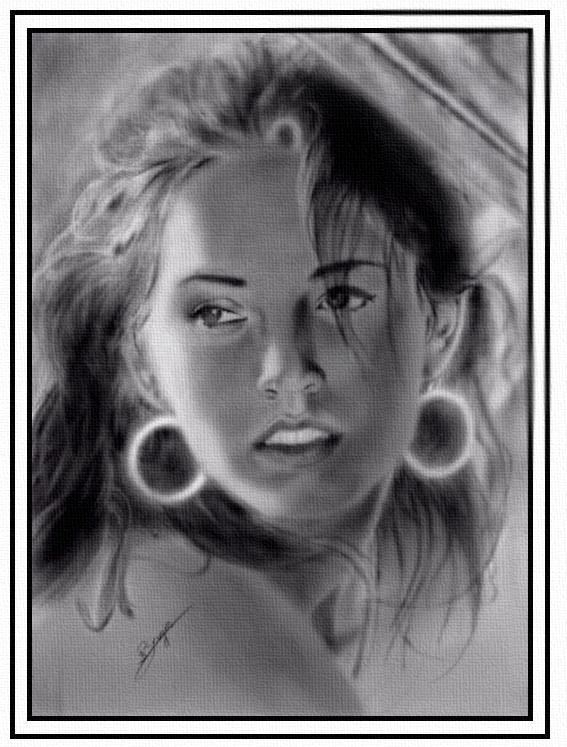 Megan Fox par burdge12